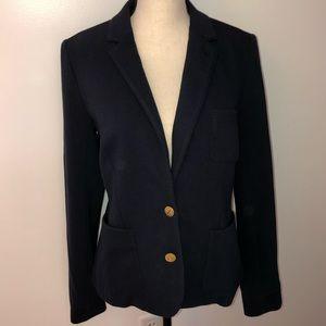 Vineyard Vines navy blue 2 button blazer Size 8